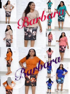 New Female Coporate Skirt and Blouse | Clothing for sale in Lagos State, Ikeja