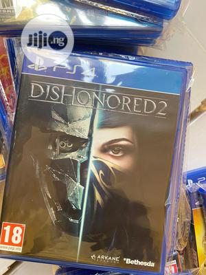 Ps4 Cd DISHONORED 2 | Video Games for sale in Abuja (FCT) State, Wuse 2