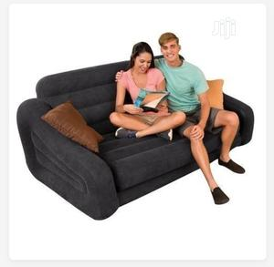 Intex Double Pull-Out Sofa and Airbed With Pump | Furniture for sale in Osun State, Osogbo