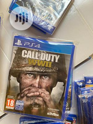 Ps4 C.O.D Worldwar 2 Cd We   Video Games for sale in Abuja (FCT) State, Kubwa