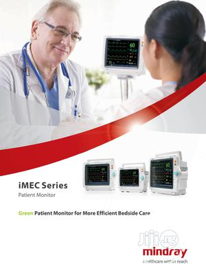 Mindray Imec 10 Patient Monitor | Medical Supplies & Equipment for sale in Lagos State, Ikeja