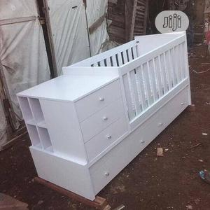 Baby Cot White Colour | Children's Furniture for sale in Lagos State, Lekki