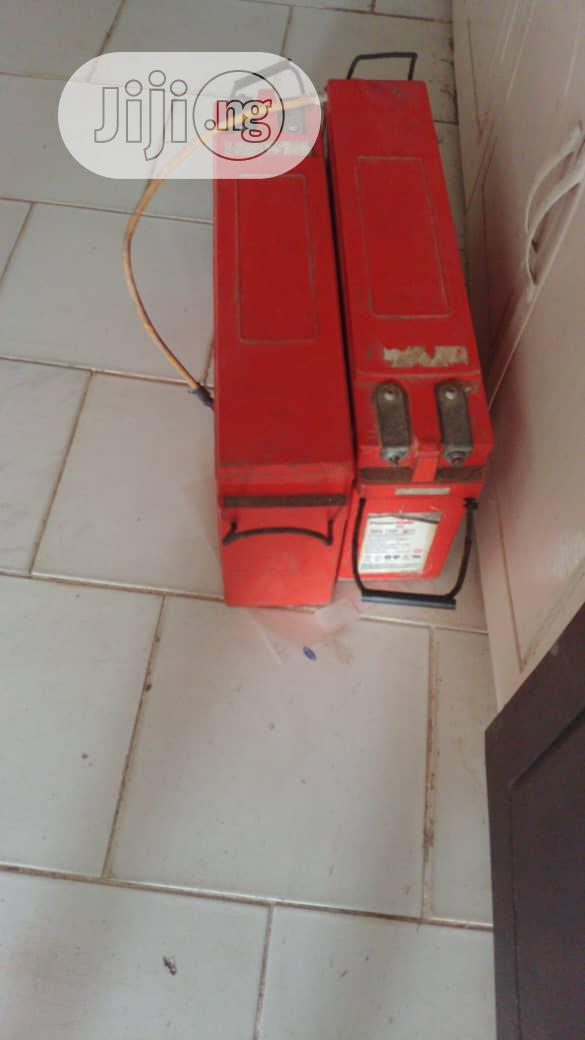 Battery Scrap In Eko Lagos