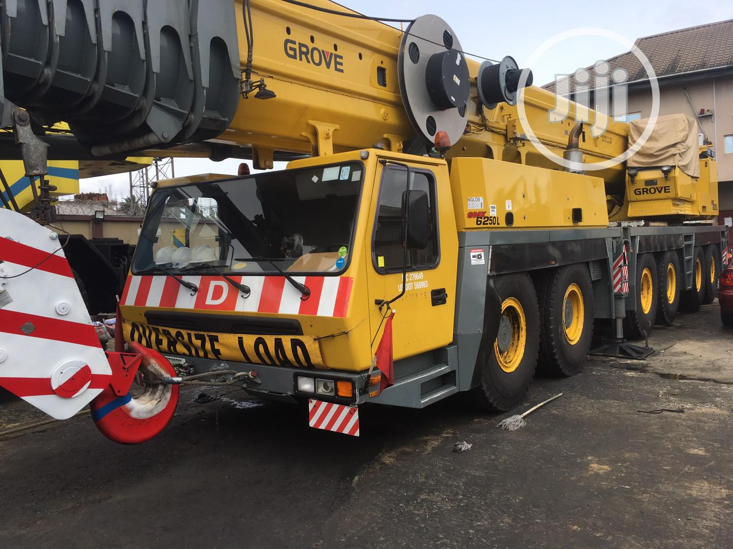 Cranes For Hire From 30tons To 250tons At A Discounted Rate | Automotive Services for sale in Obio-Akpor, Rivers State, Nigeria