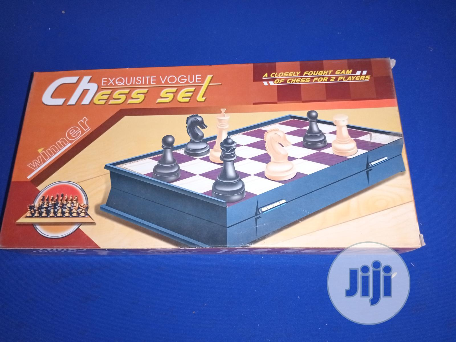 Chess Board Game | Books & Games for sale in Yaba, Lagos State, Nigeria