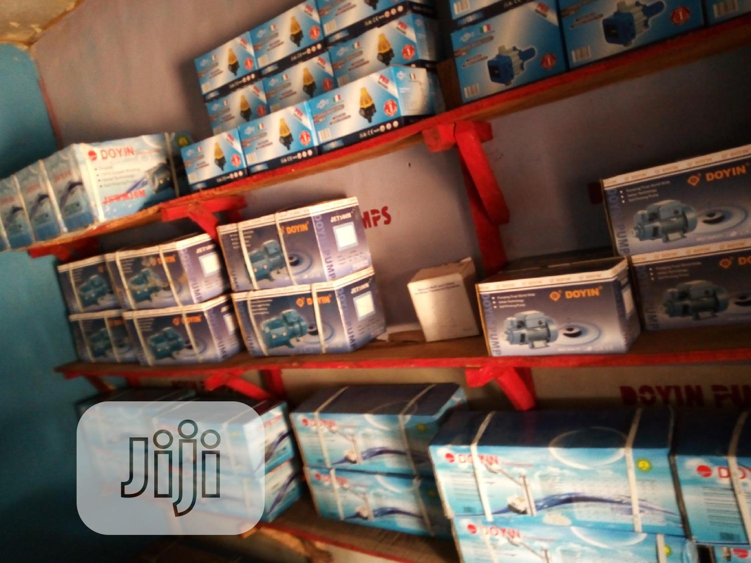 Water Pumps and Water Treatment | Plumbing & Water Supply for sale in Nyanya, Abuja (FCT) State, Nigeria