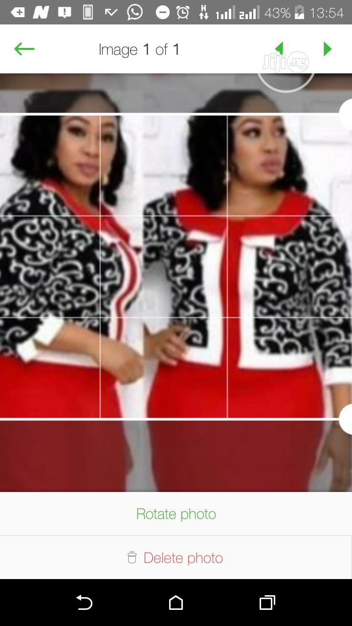 New Female Skirt and Blouse | Clothing for sale in Ikeja, Lagos State, Nigeria