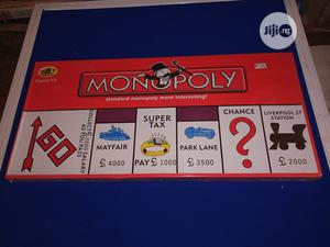 Monopoly Board Game   Books & Games for sale in Lagos State, Yaba