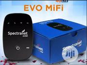 Spectranet Evo Mifi With 60GB + Free Unlimited Night Browsing   Networking Products for sale in Lagos State, Ikeja
