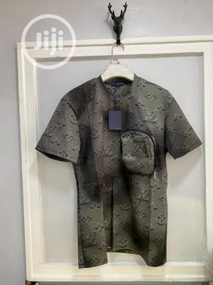 Authentic LV T-Shirts Swipe Left | Clothing for sale in Lagos State, Alimosho