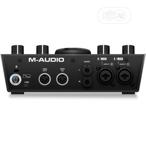 M-audio AIR 192|6 2 X 2 USB Audio Interface With MIDI | Audio & Music Equipment for sale in Lagos State, Surulere