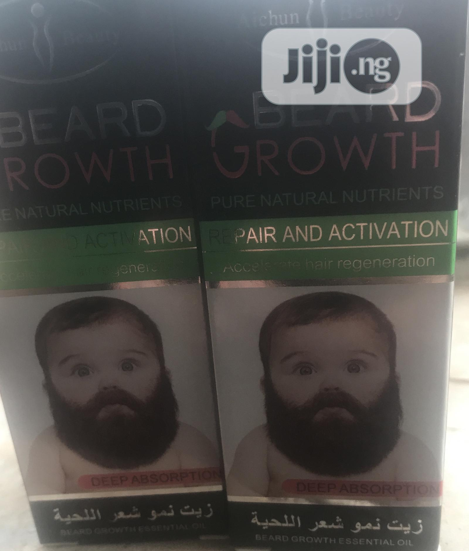 Men Growth Oil