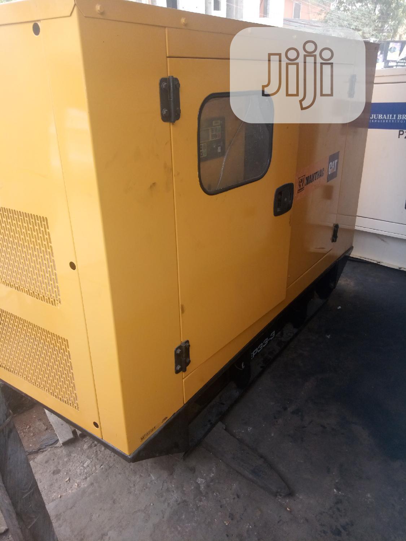 33kva Mantrac Portable And Clean Generator