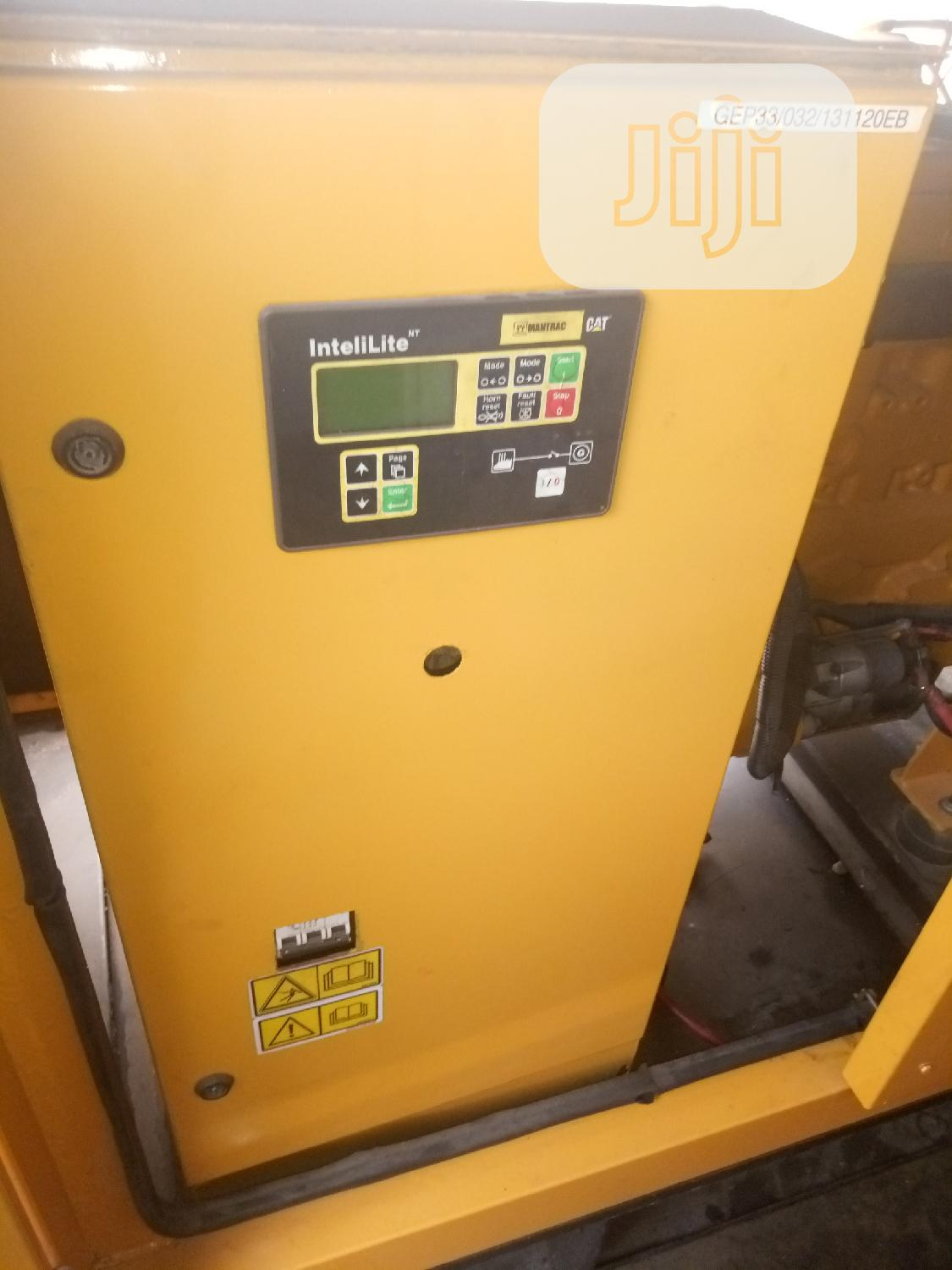 33kva Mantrac Portable And Clean Generator | Electrical Equipment for sale in Ikeja, Lagos State, Nigeria