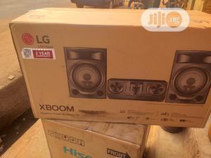 LG Xboom Mini Hi-fi System AUD 87cj 2350W | Audio & Music Equipment for sale in Lagos State, Ifako-Ijaiye