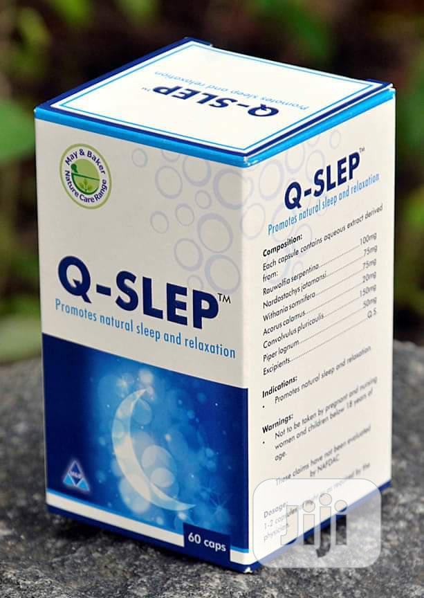 Q-SLEP Quality Sleep - 60 Capsules