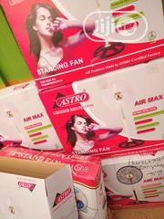 Brand New Standing Fan With Good Quality Breeze And Cool | Home Appliances for sale in Osun State, Osogbo