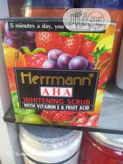 Herrmann Aha Whitening Body Scrub | Skin Care for sale in Lagos State, Amuwo-Odofin