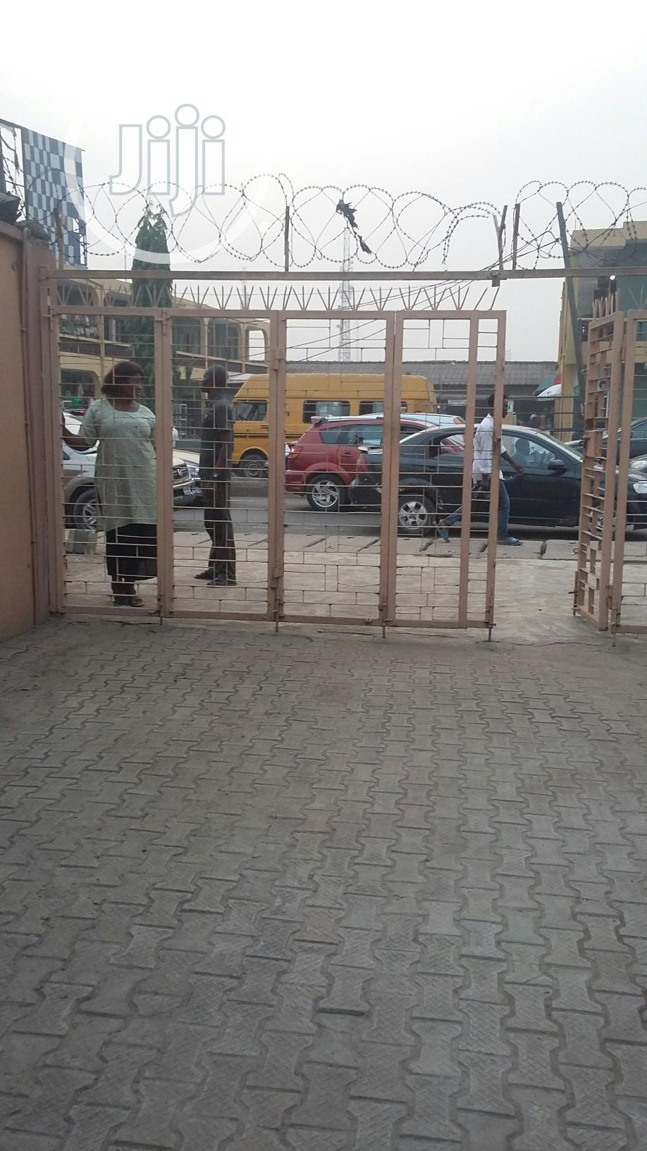 Commercial Land At Pen Cinema Agege For Rent. | Land & Plots for Rent for sale in Agege, Lagos State, Nigeria