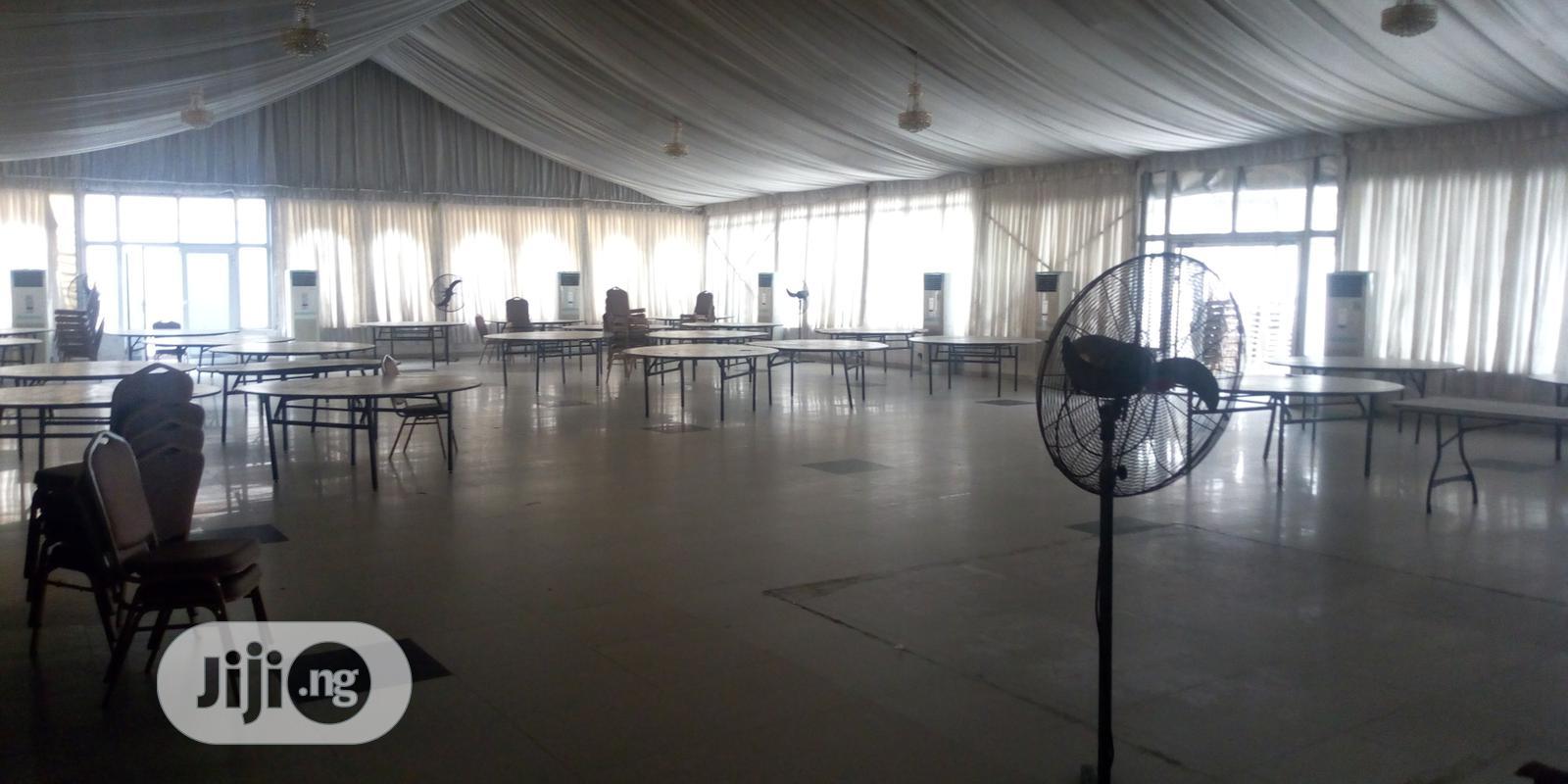 Very Massive Auditorium for Rent in Surulere