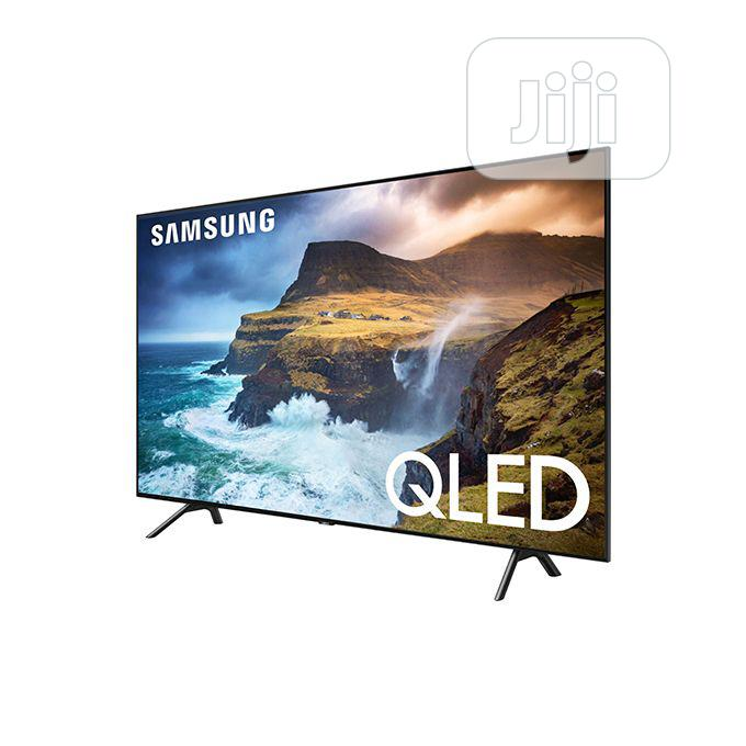Unique Color 75 Inches Samsung 4k Series QLED TV