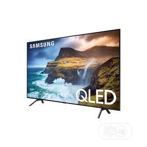 75 Inch QLED UHD Smart 4k Ultra Slim Samsung TV | TV & DVD Equipment for sale in Lagos State, Ikoyi