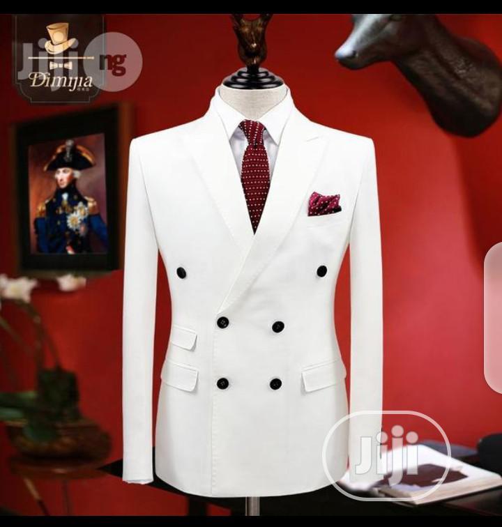 Turkish White Suits
