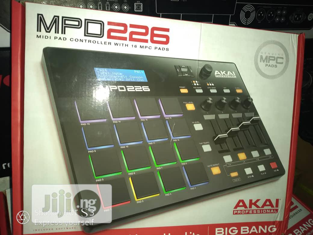 Best Quality AKAI MPD 226 DJ/Drum PAD