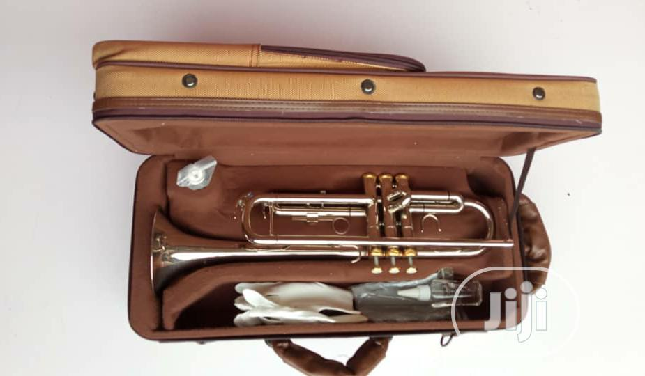 Hallmark-uk High Quality Silver Trumpet | Musical Instruments & Gear for sale in Lagos State, Nigeria