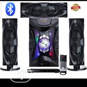 Hi Tec Hometheater With DVD Player | Audio & Music Equipment for sale in Lagos State, Ojo