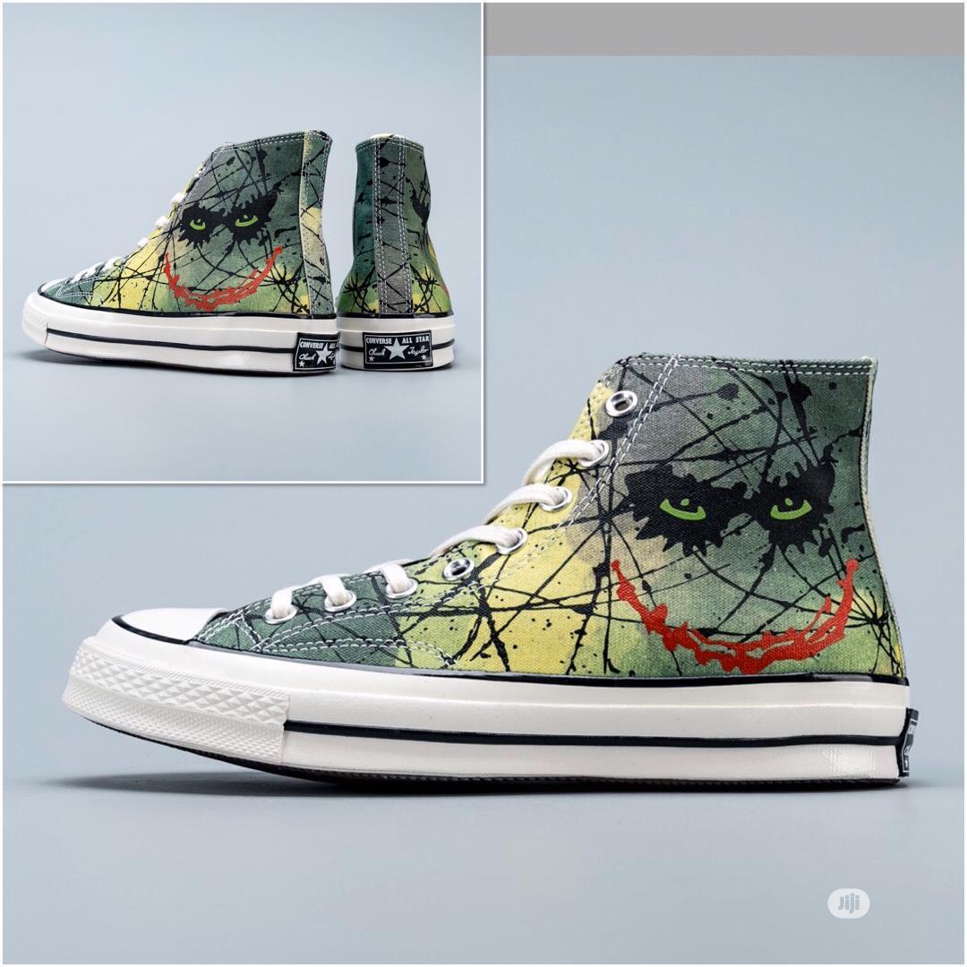 Archive: Converse X Joker Sneakers in