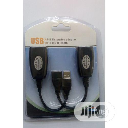 Archive: USB Rj45 Extension Adapter Upto 150ft Length