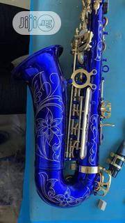 Blue Alto Saxophone | Musical Instruments & Gear for sale in Lagos State, Ojo