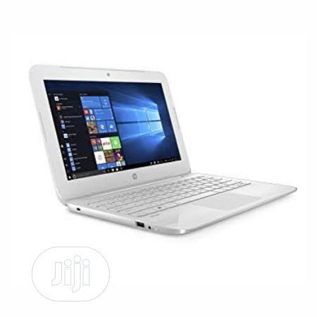New Laptop HP Stream 11 4GB Intel Celeron SSD 60GB   Laptops & Computers for sale in Ikeja, Lagos State, Nigeria