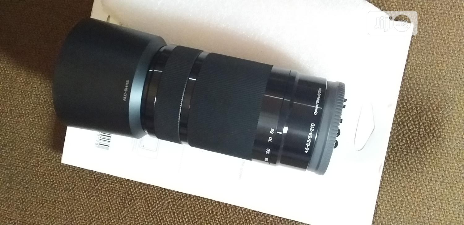 Sony Lens 55-210mm | Accessories & Supplies for Electronics for sale in Alimosho, Lagos State, Nigeria