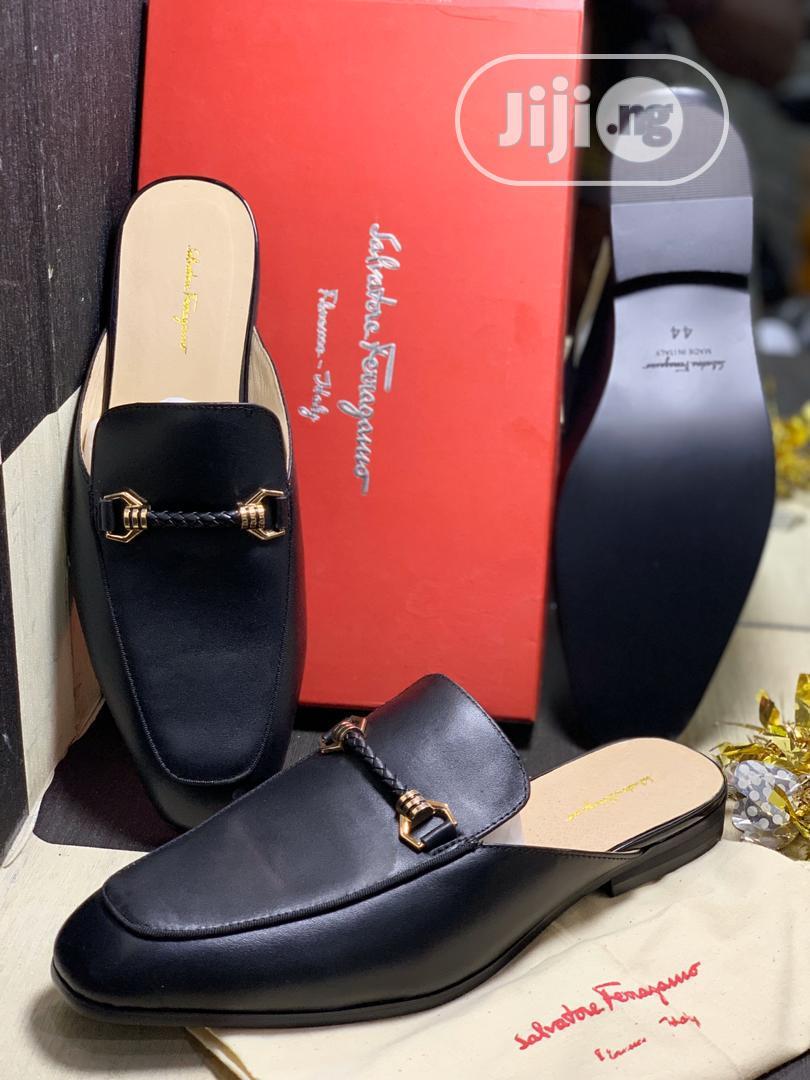 Ferragamo Half Shoe 2020 | Shoes for sale in Victoria Island, Lagos State, Nigeria