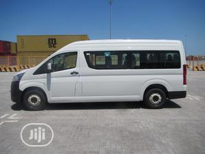 Toyota Hiace Bus 2020 White    Buses & Microbuses for sale in Abuja (FCT) State, Katampe