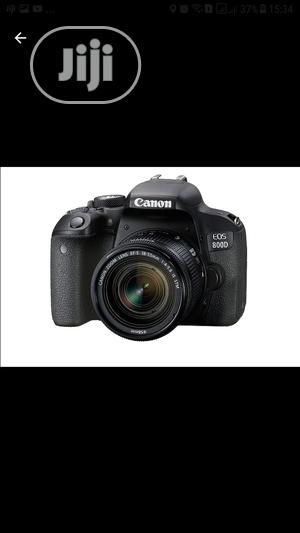Canon EOS 800D | Photo & Video Cameras for sale in Lagos State, Alimosho