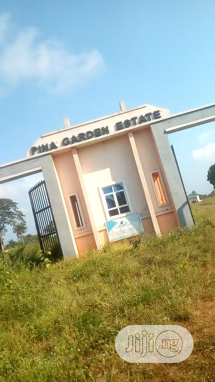 Land Selling At Pina Garden Estate Asaba | Land & Plots For Sale for sale in Oshimili South, Delta State, Nigeria