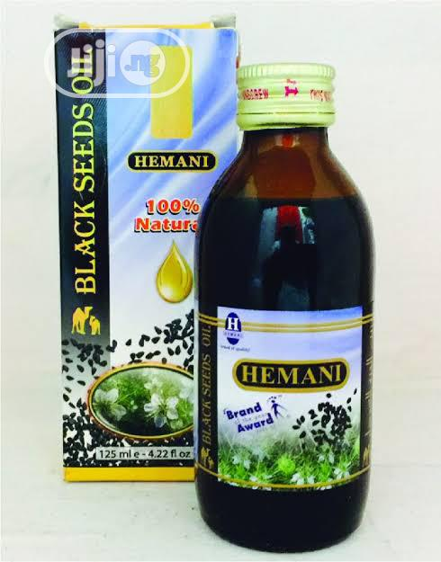 Original Hemani Black Seed Oil ( Remedy for All Diseases Except Death)
