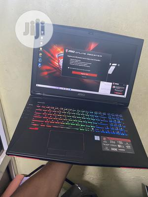 Laptop MSI GT72 Dominator G 16GB Intel Core i7 SSHD (Hybrid) 1.5T | Laptops & Computers for sale in Lagos State, Ikeja