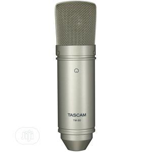 Tascam TM-80 Large Diaphragm Condenser Microphone   TM80   Audio & Music Equipment for sale in Lagos State, Ikeja