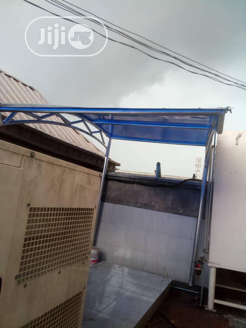 Plastic Canopy Covers | Garden for sale in Ikeja, Lagos State, Nigeria