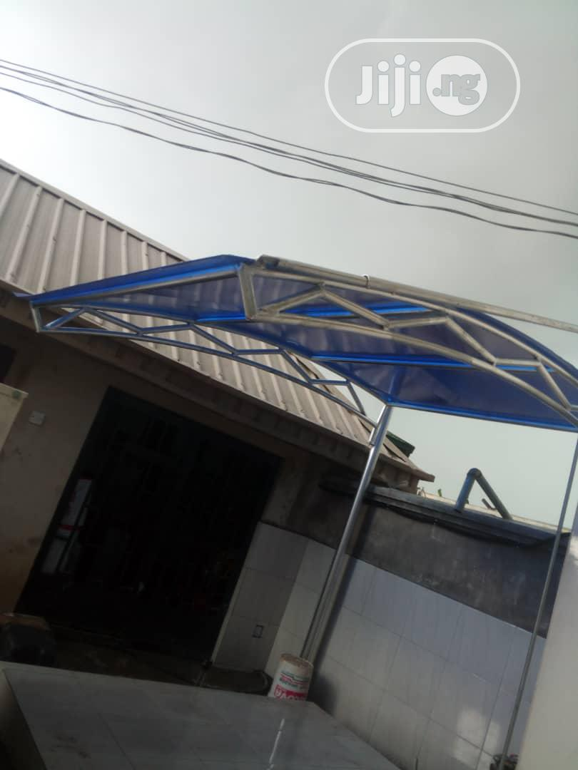 Plastic Canopy Covers