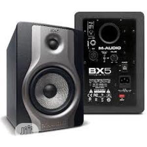 "M-audio BX5 Carbon 5"" Studio Monitor   Audio & Music Equipment for sale in Lagos State, Ikeja"