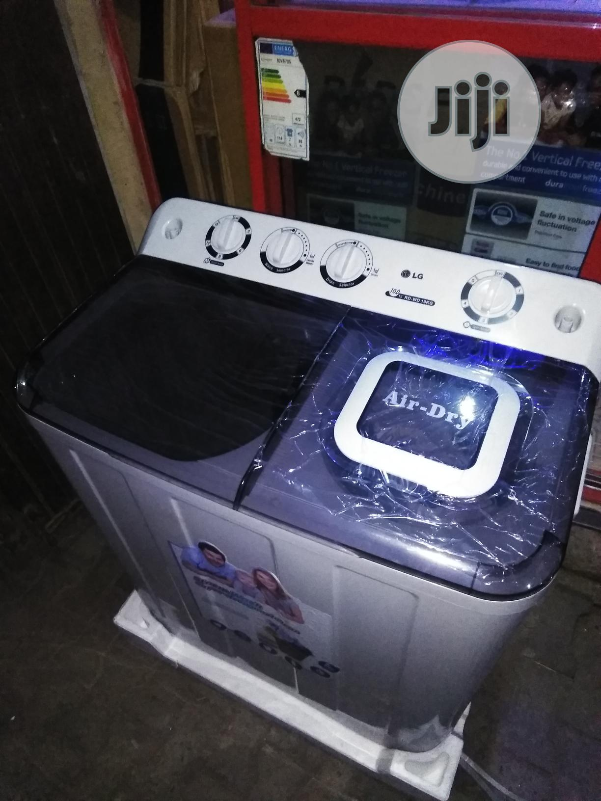 LG 10kg Washing and Spinning Manual Machine With 2yrs Wrnty.