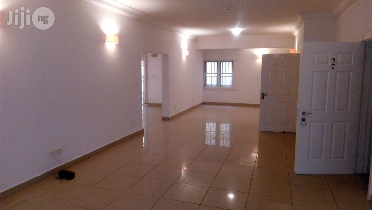 Serviced 3 Bedroom Flat With Room BQ in Ikoyi for Rent