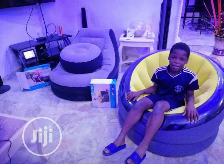 Intex Inflatable Empire Chair With Pump