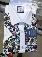 Turkish Brands Men's Short Sleeve Shirts By Ricado Martinez   Clothing for sale in Lagos State, Lagos Island