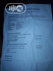 Hotel CV | Hotel CVs for sale in Enugu State, Oji-River